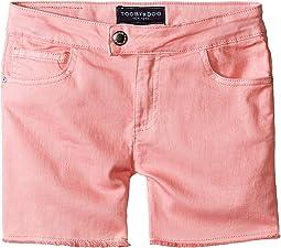 Pink Jeans Shorts (Toddler/Little Kids/Big Kids)