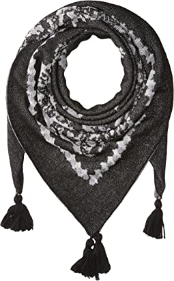 Collection XIIX - Bandana Knit Jacquard
