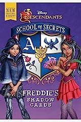 School of Secrets: Freddie's Shadow Cards (Disney Descendants) Kindle Edition