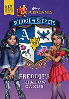 School of Secrets: Freddie's Shadow Cards (Disney Descendants)