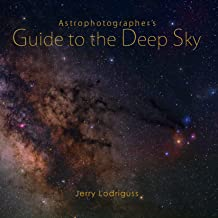 """Jerry Lodriguss Book On CD: """"Astrophotographer's Guide to the Deep Sky"""", By Jerry Lodriguss"""