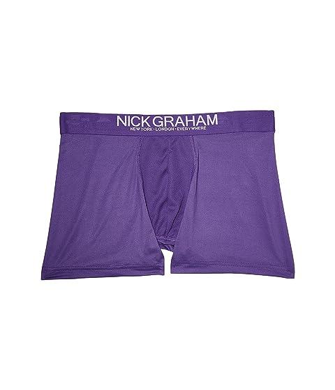 sólidos de púrpura de Graham Calzoncillos boxeador Nick wEqxUUAdO