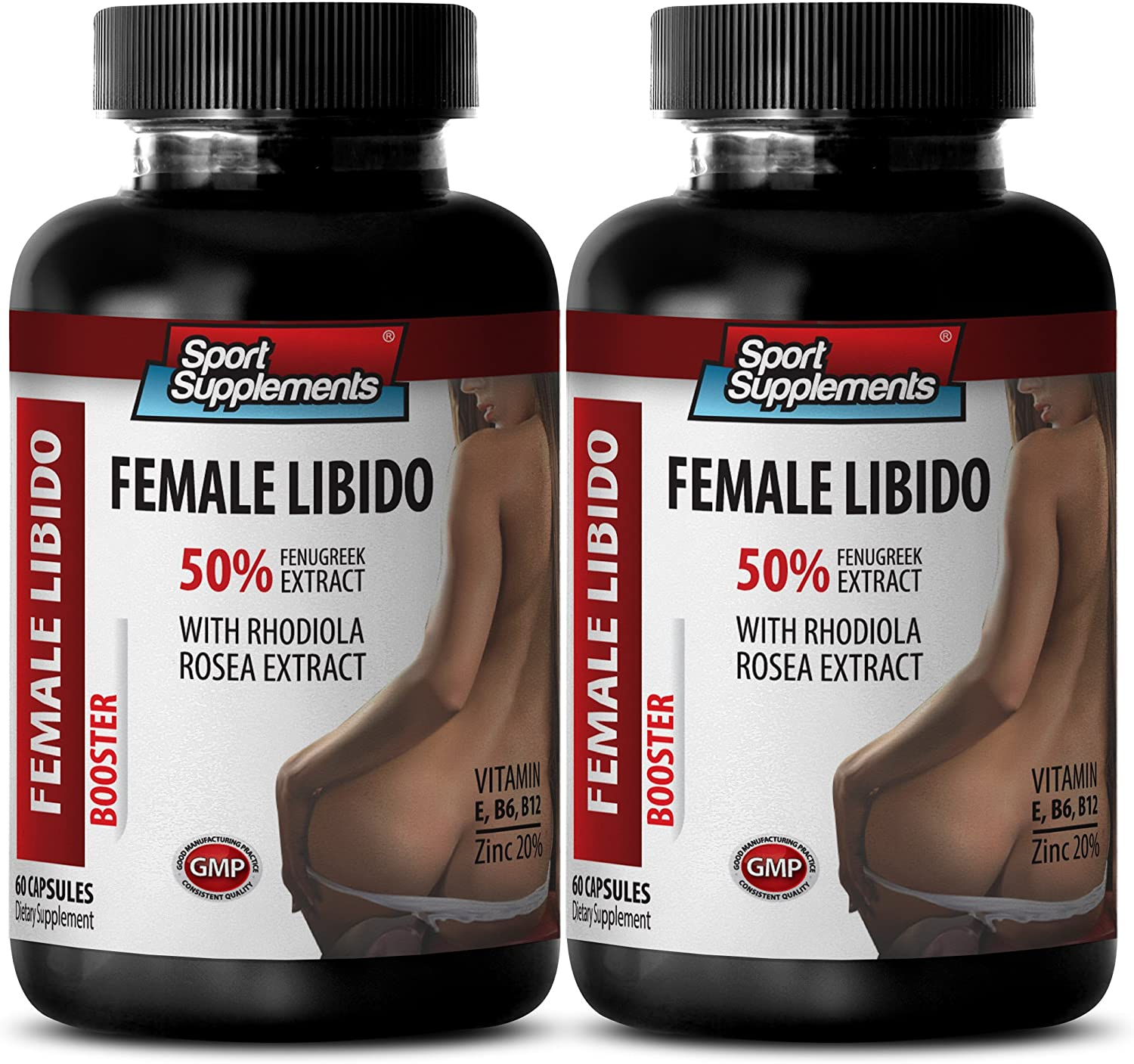 libido Enhancement for Women - Dietary Female Booster LIBIDO Luxury goods Large-scale sale S