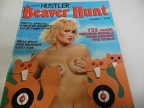 Hustler Beaver Hunt Men's Magazine