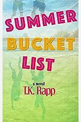 Summer Bucket List Kindle Edition