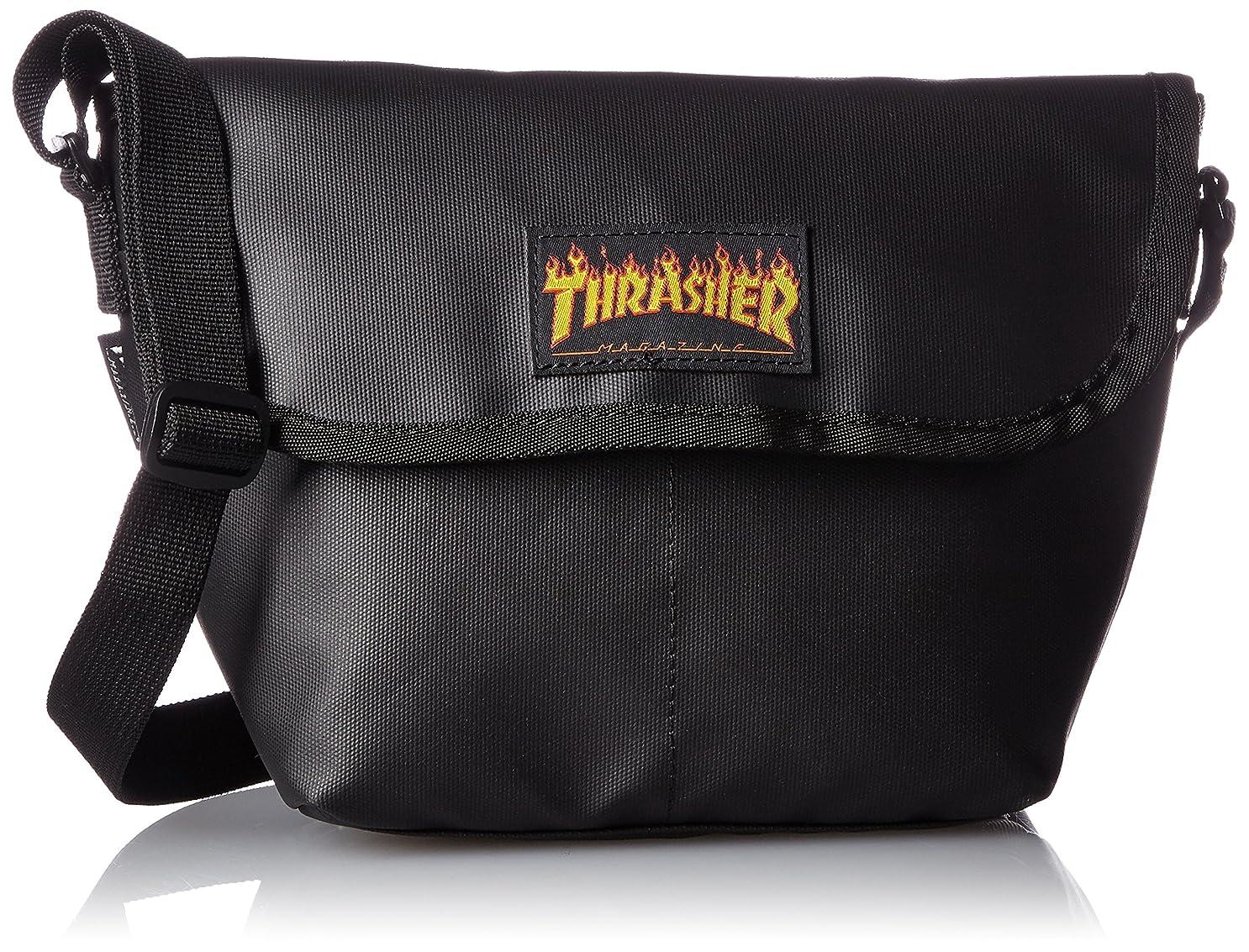 前置詞航海の社会科[スラッシャー] THRASHER(スラッシャー) カブセ型小型ショルダーバッグ
