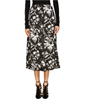 McQ - Fluid Gather Skirt