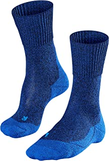 Falke, Wandersocke Tk 1 Wool Men Calcetines para Senderismo, Hombre