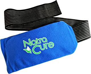NatraCure Universal Cold Pack Ice Wrap – 1 Ice Pack w/ 1 Sleeve - (5