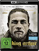 King Arthur: Legend of the Sword 4K, 1 UHD-Blu-ray