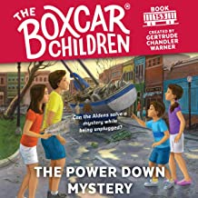 The Power Down Mystery: The Boxcar Children Mysteries, Nook 153