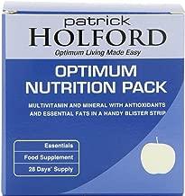 Patrick Holford Range - Optimum Nutrition Pack, 28 Days