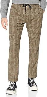 Lee Cooper Tom Drawstring Tapered Fit Pantalones Informales para Hombre