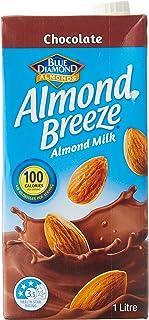 Almond Breeze Chocolate Almond Milk, 1L (Pack of 8)