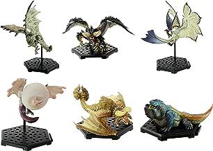 Capcom Monster Hunter Plus Vol. 10 Blind Box Figures (Random Box Set Of 6),