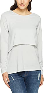 French Connection Women's Double Layer Tee