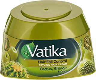 Vatika Naturals Dabur Olive Hairfall Control Hair Cream 140 ml