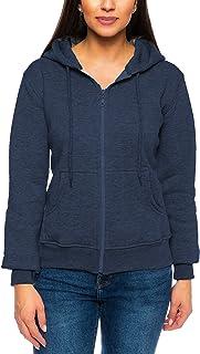 Crazy Age Cooler Zip Hoodie bluza z kapturem wykonana z wysokiej jakości mieszanki bawełny