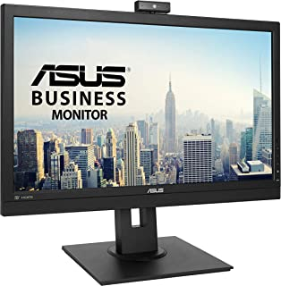 ASUS BE24DQLB 23.8 inch Full HD Video Conferencing Monitor, IPS, Full HD Webcam, Mic Array, Stereo Speakers, Mini-PC Mount...