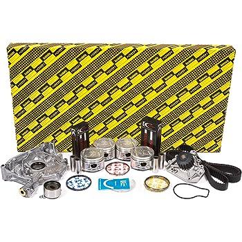 B18B1 DOHC DNJ EK213M Master Engine Rebuild Kit for 1996-2001 1.8L 16V 1834cc Acura//Integra L4