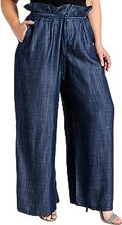 paper bag jeans plus size