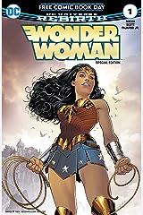 Wonder Woman FCBD 2017 Special Edition (2017-) #1 (Wonder Woman (2016-)) Kindle Edition