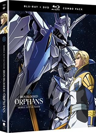 Mobile Suit Gundam Iron-Blooded Orphans Season 2 Part 2 Blu-Ray/DVD(機動戦士ガンダム 鉄血のオルフェンズ 第2期パート2 39-50話)
