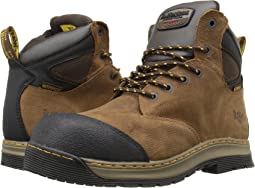 Deluge Electrical Hazard Waterproof Steel Toe 6-Eye Boot