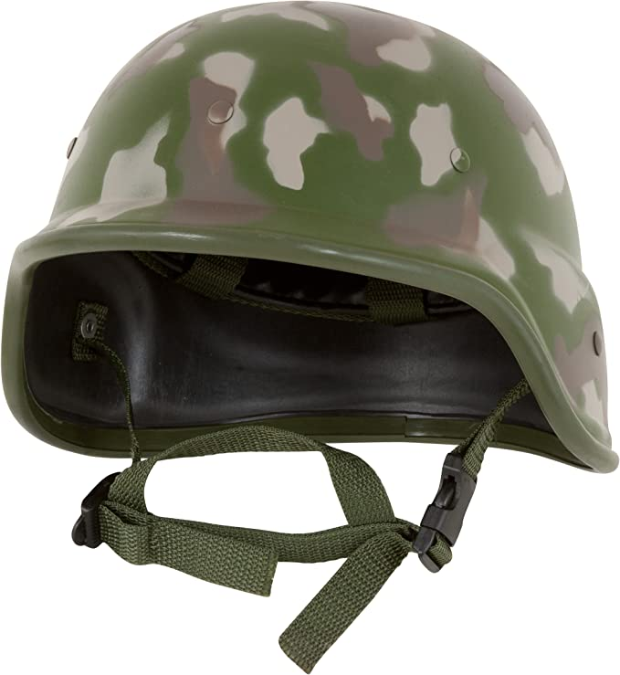Tactical Black Police Swat Military Protective Helmet PASGT #2