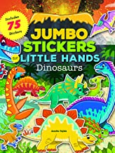 Jumbo Stickers for Little Hands: Dinosaurs: Includes 75 Stickers