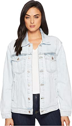 7 For All Mankind - Oversized Boyfriend Jacket