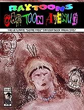 Raytoons Cartoon Avenue: (The Manga Edition) (Volume 3) (English Edition)