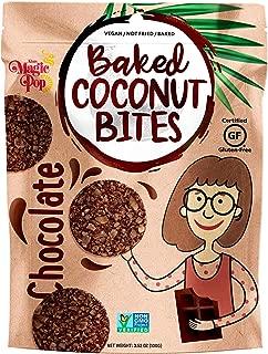 Parent KMP - Baked Coconut Bites - 4 Pack (Chocolate, 4 Pack)