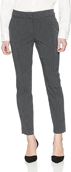Unknown Briggs New York Petite Cigarette Pant Pantalones Para Vestir Para Mujer Amazon Com Mx Ropa Zapatos Y Accesorios