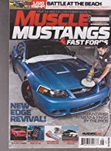 Muscle Mustangs & Fast Fords Magazine August 2019