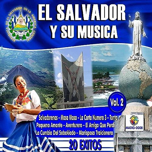 El Salvador y Su Musica, Vol. 2
