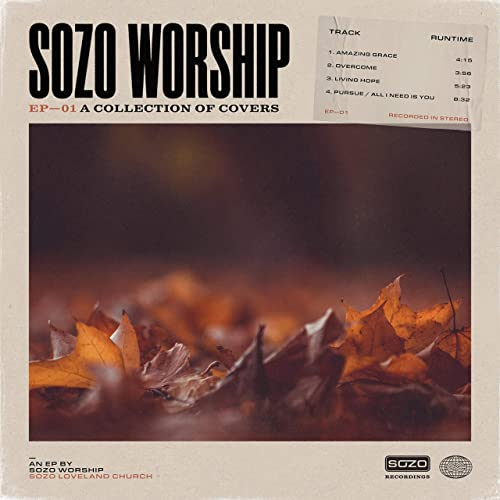 Sozo Worship - A Collection of Covers (2019)