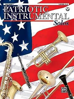 Patriotic Instrumental Solos: Trumpet, Book & CD