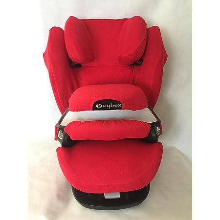 Sommerbezug Schonbezug Für Cybex Pallas M Und S M Und S Fix Frottee 100 Baumwolle Rot Baby
