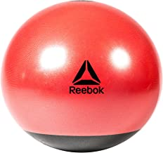 Reebok Rab-40016Rd 65 cm Gymball Two Tone, Red/Black