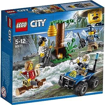 LEGO City 7279 - Polizei Minifigurensammlung: Amazon.de