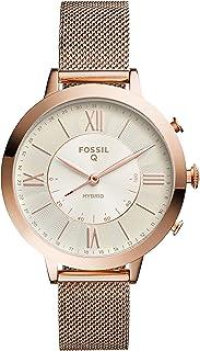 Fossil Women's FTW5018 Smart Digital Rose Gold Watch