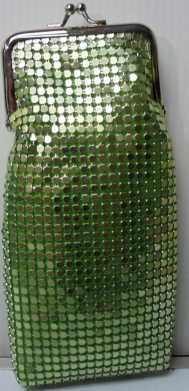 1 Branded goods Eclipse Clover Green Luxury Popular standard Sequin Mesh Case Cigarette 120's.3