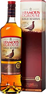 The Famous Grouse Golden Blend 12Jahre, 40% Blended Whisky 1 x 1 l
