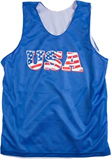 USA Mesh Reversible Tank Top | American Pride, Merica Unisex Patriot Party Tank