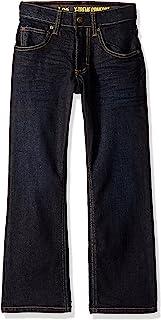 LEE Boys' Little X-treme Comfort Regular Fit Straight Leg Jean