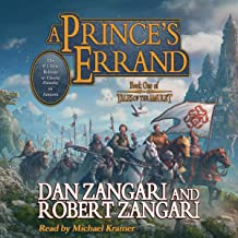 A Prince's Errand: Tales of the Amulet, Book 1