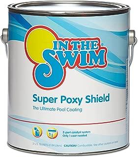 In The Swim Super Poxy Shield Epoxy-Base Swimming Pool Paint - Dark Blue 1 Gallon