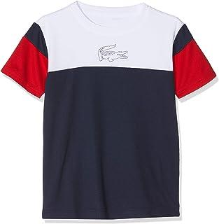 2123bf67d8 Amazon.fr : Lacoste - T-shirts, polos et chemises / Garçon : Vêtements