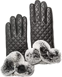 Best women's gloves cashmere lined Reviews